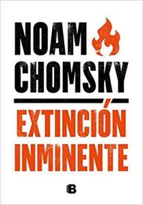 Extinción inminente de Noam Chomsky